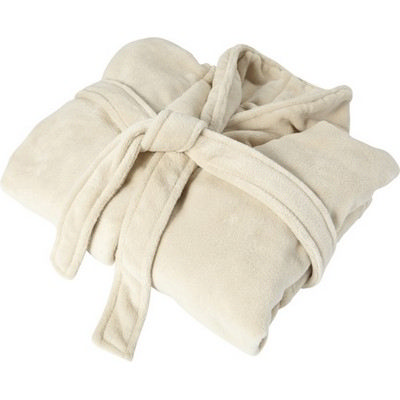 Picture of Fleece (210 grm) bathrobe