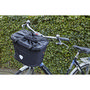 Bike basket with a 20-litre capacity