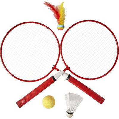 Picture of Iron badminton set