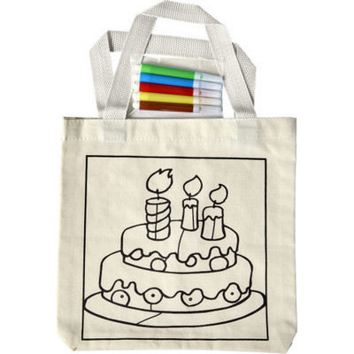 Picture of Cotton (130-140 grm) shopping bag