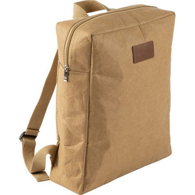 Picture of Laminated paper (310 grm) backpack