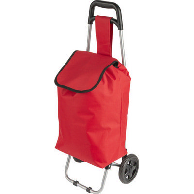 Picture of Polyester (600D) shopping trolley