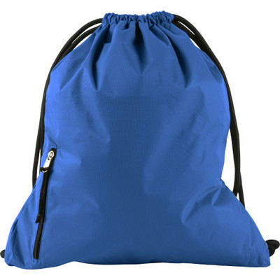 Picture of Pongee (190T) drawstring backpack
