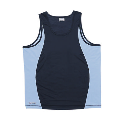 Picture of Dri Gear Active Contrast Singlet - Mens