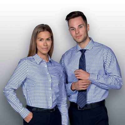 Picture of The Identity Check Shirt - Womens