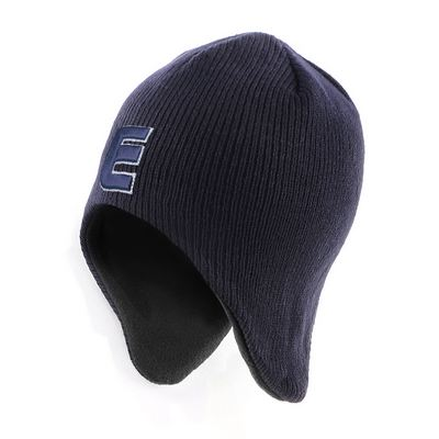 Picture of AcrylicPolar Fleece Beanie with Ear Flap