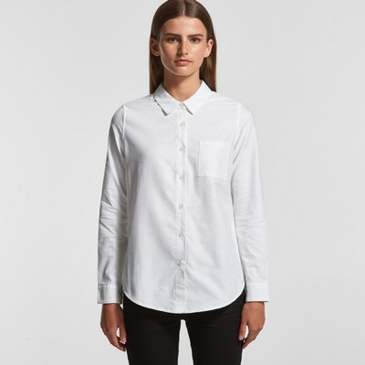 Picture of Womens Oxford Shirt