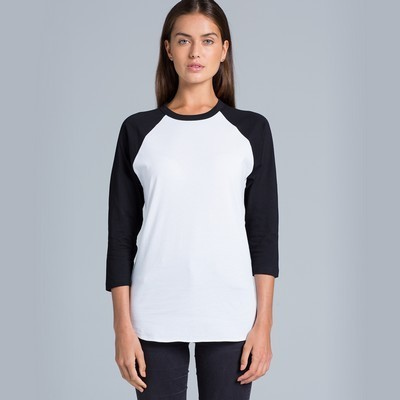 Picture of 34 Raglan Tee