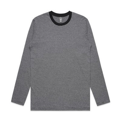 Picture of Line Stripe Long Sleeve Tee