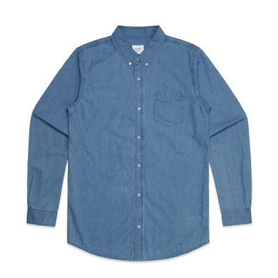 Picture of Blue Denim Shirt