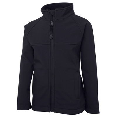 Picture of JB's  KIDS LAYER (SOFTSHELL) JACKET