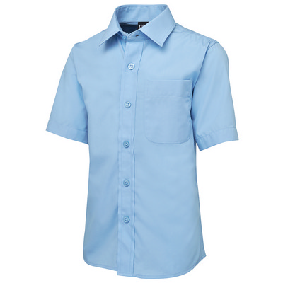 Picture of JB's  KIDS S/S POPLIN SHIRT