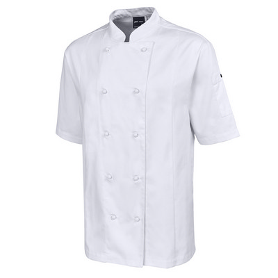 Picture of JB's  S/S VENTED CHEF's JACKET