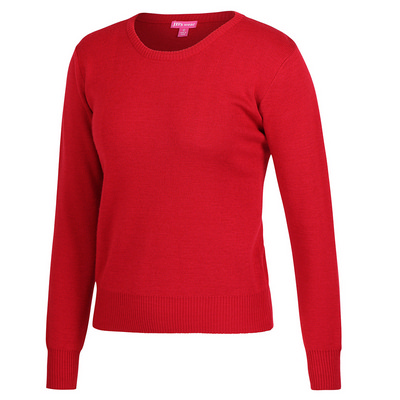 Picture of JB's LADIES CORPORATE CREW NECK JUMPER