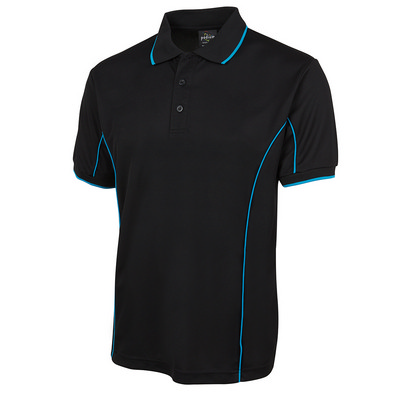 Picture of PODIUM S/S PIPING POLO