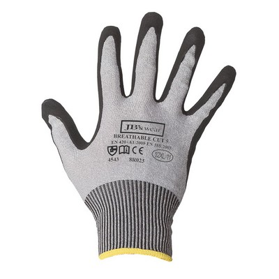 Picture of JB's NITRILE BREATHABLE CUT 5 GLOVE (12