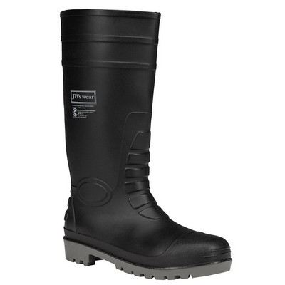 JB's  FOOD GRADE GUMBOOT   WHITE - 03