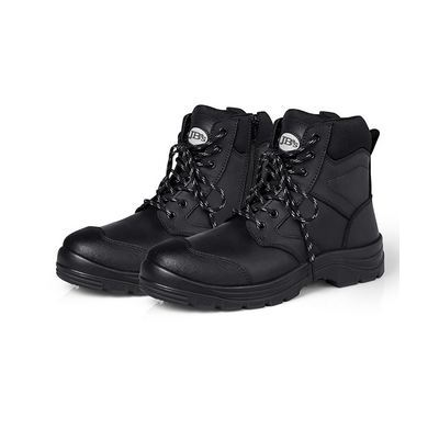 JB's CYCLONIC WATERPROOF BOOT  BLACK-04