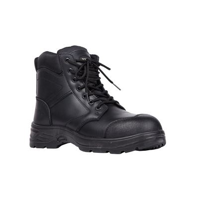 Picture of JB's QUANTUM SOLE SAFETY BOOT  BLACK-04
