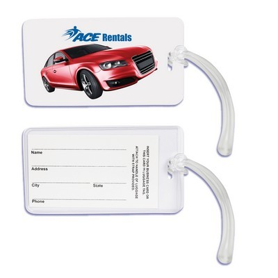 Picture of Monte Carlo Luggage Tag