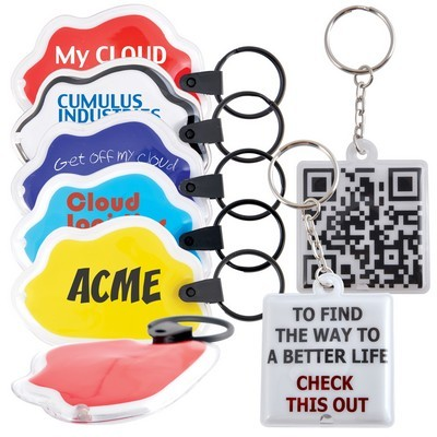 Picture of Naples LED Flashlight Keytag
