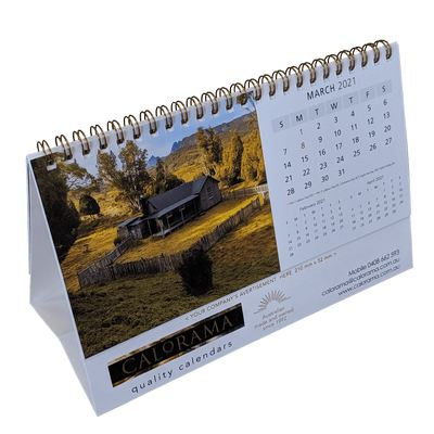 Picture of Standard Desk Calendar