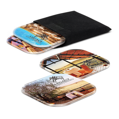 Picture of Clarion Coaster Set