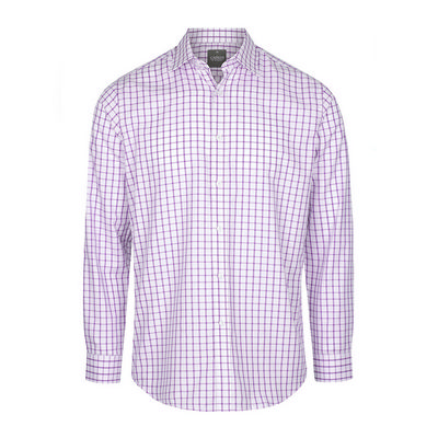 Picture of Mens Lilac Bourke