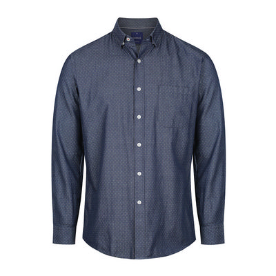 Picture of Mens Navy Wellington