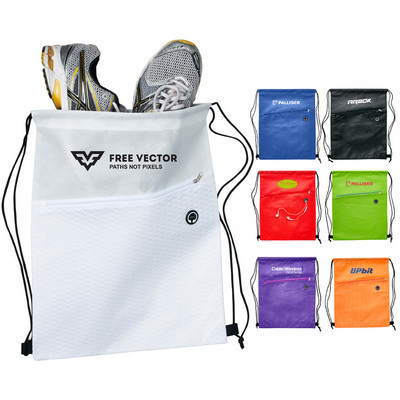 Picture of Wave Strider Drawstring Bag