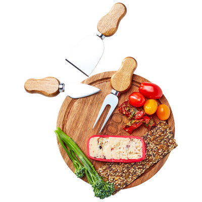 Picture of Cawdor Mini Cheese Board & Knife Set