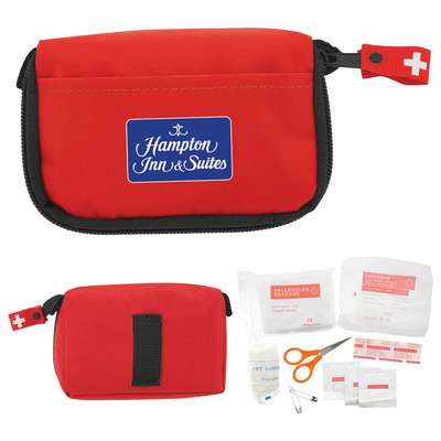 Picture of First Aid Travel Kit - 13 Piece