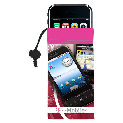 Picture of Micro Fibre CameraMobile Phone Pouch