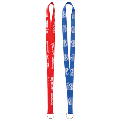 Picture of Nylon Lanyards - 10mm Wide