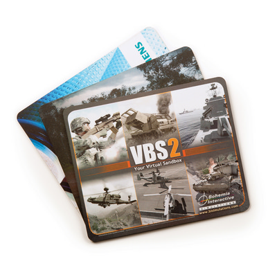 Picture of 230mm x 190mm x 1.5mm Budget Mouse Mat