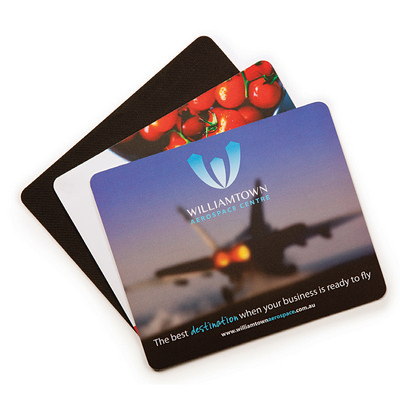 Picture of 230mm x 190mm 1mm Deluxe Mouse Mat