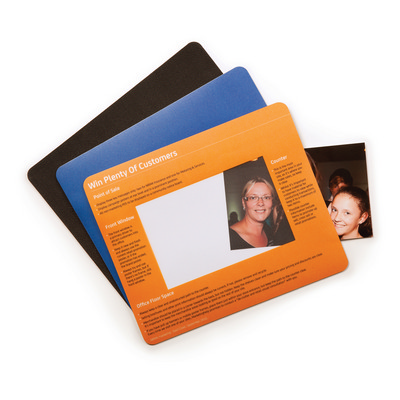 Picture of 230mm x 190mm x 1mm Photo Frame Mouse Mat