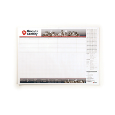 Picture of A3 Note pad (25 leaves per pad)