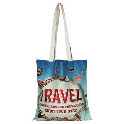 Picture of Full Colour Cotton Tote