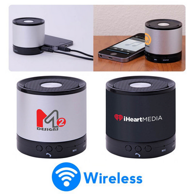 Picture of The Boom Boss Wireless Speaker