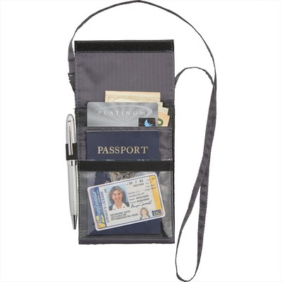 Picture of BRIGHTtravels RFID Passport Wallet with