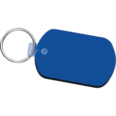 Picture of Rectangular Soft Key Tag