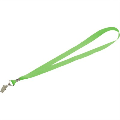 Picture of Lanyard with Bulldog Clip