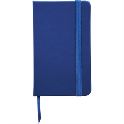 "Picture of 3"" x 5"" Snap Elastic Closure Notebook"