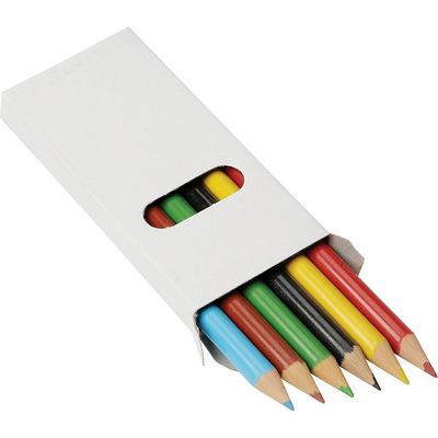 Picture of Sketchi 6-Piece Colored Pencil Set