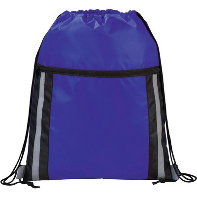 Picture of Deluxe Reflective Drawstring Sportspack