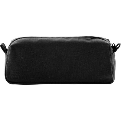 Picture of Cotton Canvas Travel Pouch