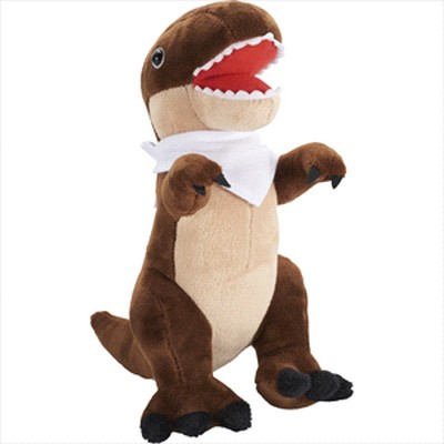 Picture of 7.5 inch Plush T-Rex with Bandana