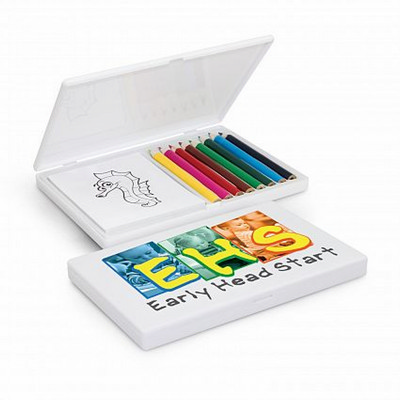 Picture of Playtime Colouring Set