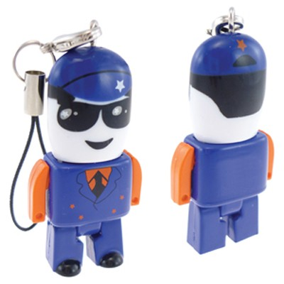 Picture of Micro USB People - Customised 8GB